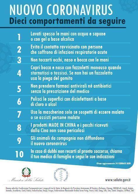 Molto COVID-19: quali sono le buone prassi per la pulizia degli... IQ07