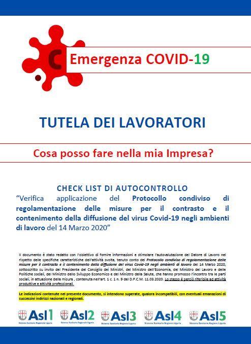 Covid 19 Come Verificare Nelle Aziende L Applicazione