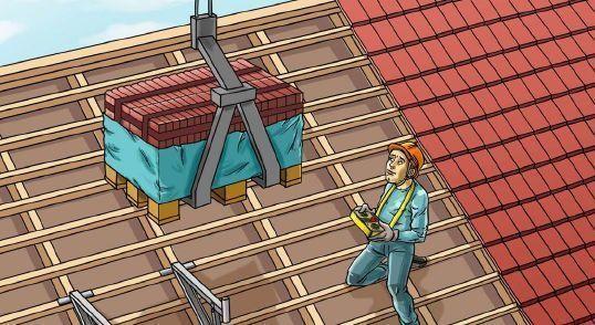 Imparare dagli errori: quando non si mette in sicurezza il tetto