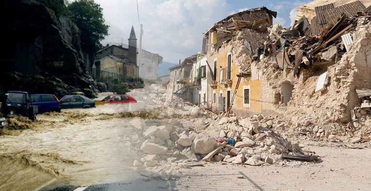 Calamità naturali: prevenire per ridurre il disagio delle emergenze