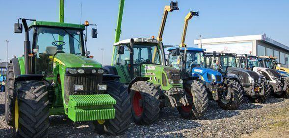Macchine agricole: le strutture di protezione e la vigilanza