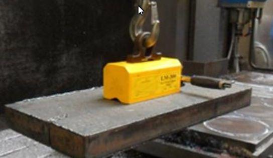 Valutazione dei rischi e utilizzo sicuro dei sollevatori magnetici