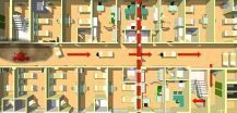Codice di prevenzione incendi: come progettare il sistema di esodo