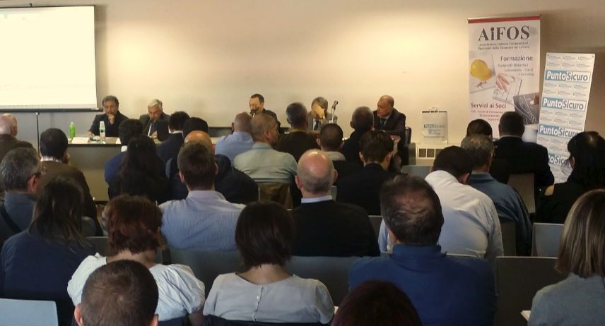 Near miss: immagini e video del convegno di PuntoSicuro