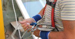 I rischi di caduta dall'alto e lo spazio libero di caduta in sicurezza