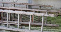 Cantieri edili: indicazioni per l'utilizzo di scale sicure