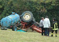 Imparare dagli errori: gli incidenti con le trattrici agricole