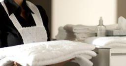 Sicurezza nelle lavanderie degli alberghi e nel lavoro ai piani