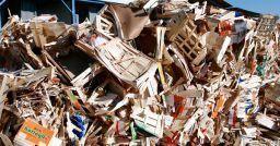 Gli incidenti negli impianti di triturazione di rifiuti
