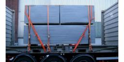 Sicurezza del trasporto su strada: il fissaggio del carico