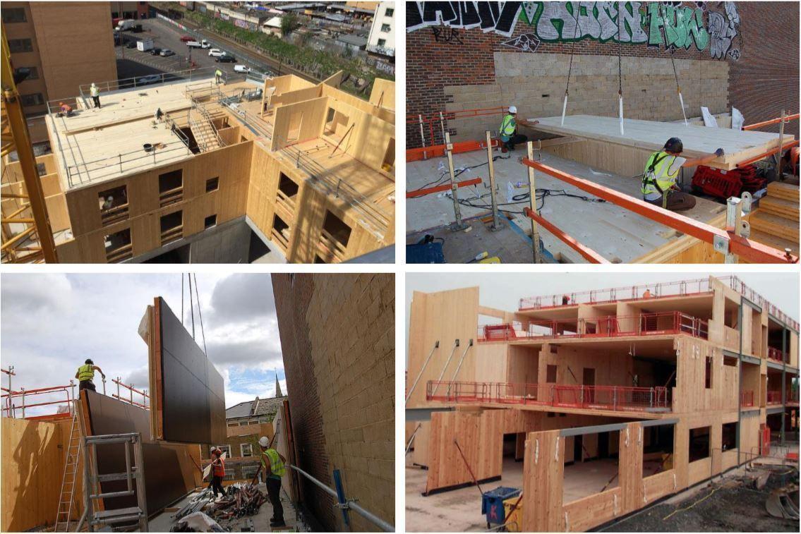 progetto sicurezza costruzioni legno