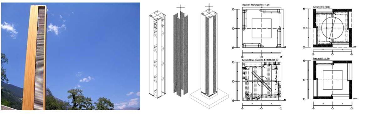 sicurezza torre campanaria